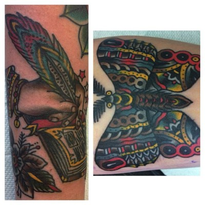 capilli butterfly
